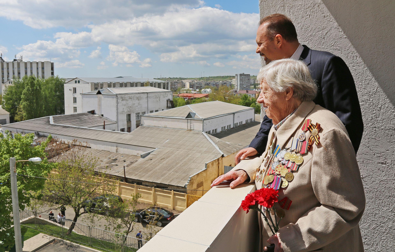 В Симферополе в новый многоквартирный дом заселили 38 ветеранов (ФОТО), фото-9