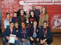 В Бахчисарайском районе завершился I (муниципальный) этап зимнего фестиваля Всероссийского физкультурно-спортивного комплекса ГТО