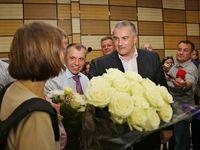 Сергей Аксёнов отметил позитивную динамику пассажиропотока в Крым