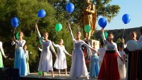 """В селе Песчаное состоялось традиционное празднование Дня села под названием """"Мое село - ты песня и легенда!"""""""