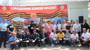 В праздничный день освобождения Бахчисарая от немецко-фашистских захватчиков, состоялась церемония награждения жителей региона знаками отличия ГТО