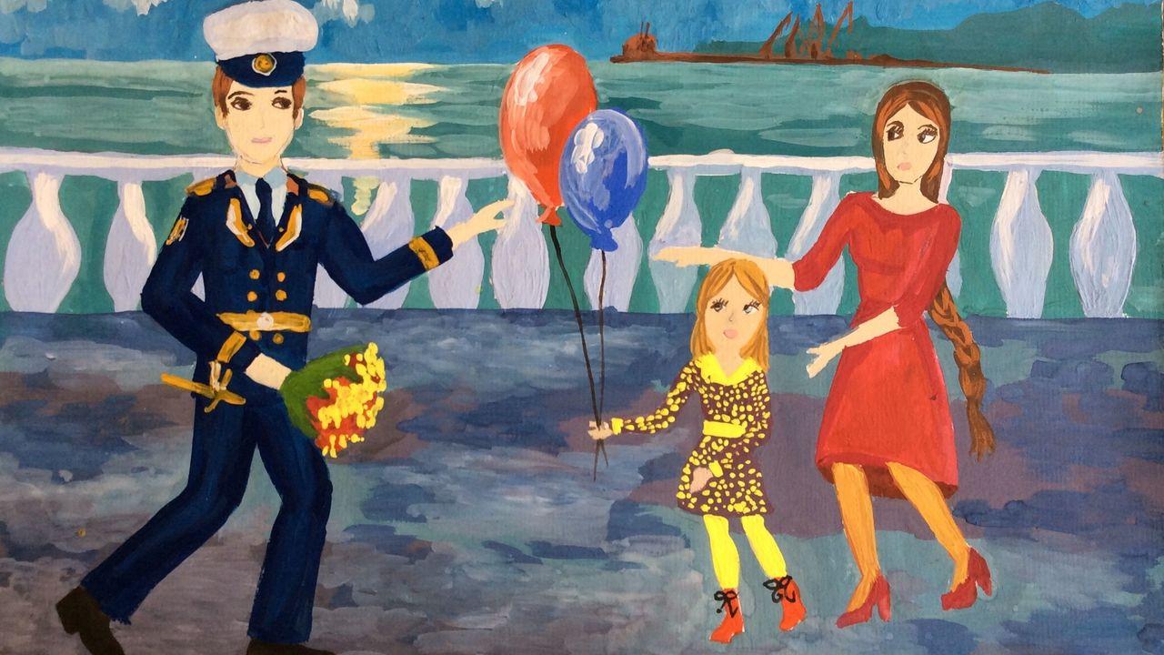 применяли производстве воинская слава россии картинки рисунки для каждого вида