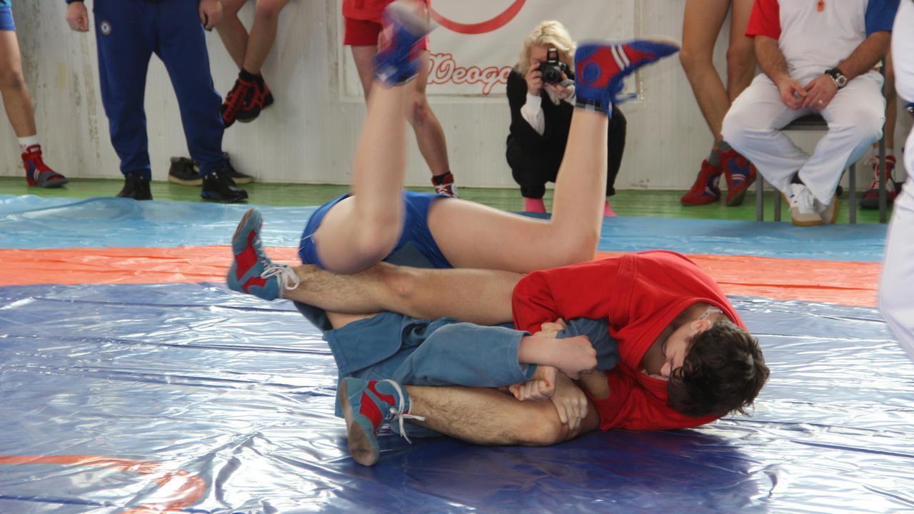 В Феодосии состоялся III Открытый Республиканский турнир по самбо