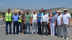 Общественники провели мониторинг строительства трассы «Таврида»