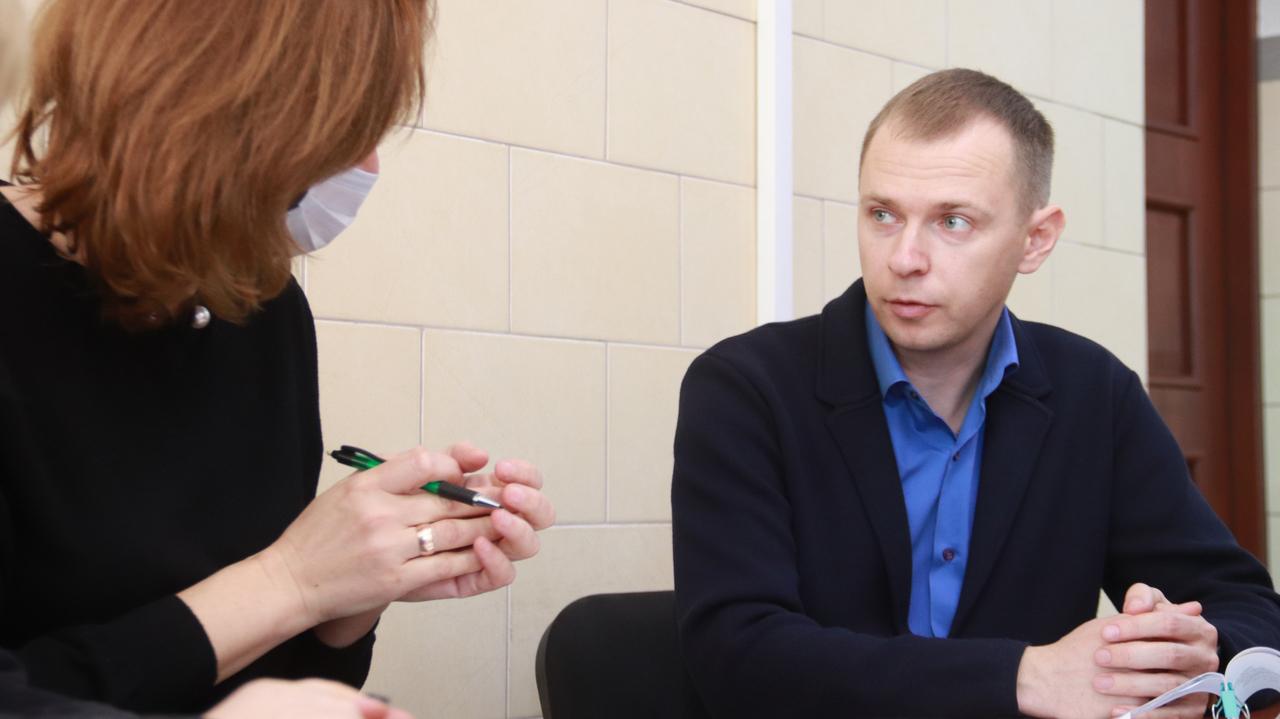 Госкомрегистр оказывает содействие в оформлении недвижимости строящегося реабилитационного центра для детей-инвалидов в Евпатории