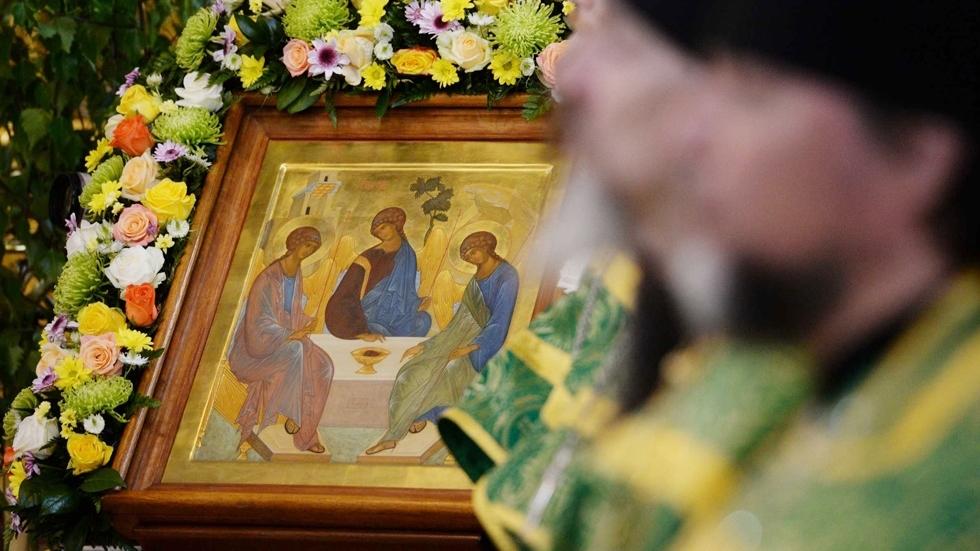 Поздравление Главы Республики Крым с праздником Святой Троицы