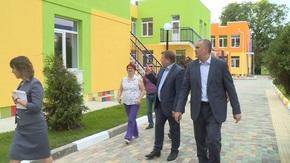Сергей Аксёнов посетил ряд социальных объектов крымской столицы