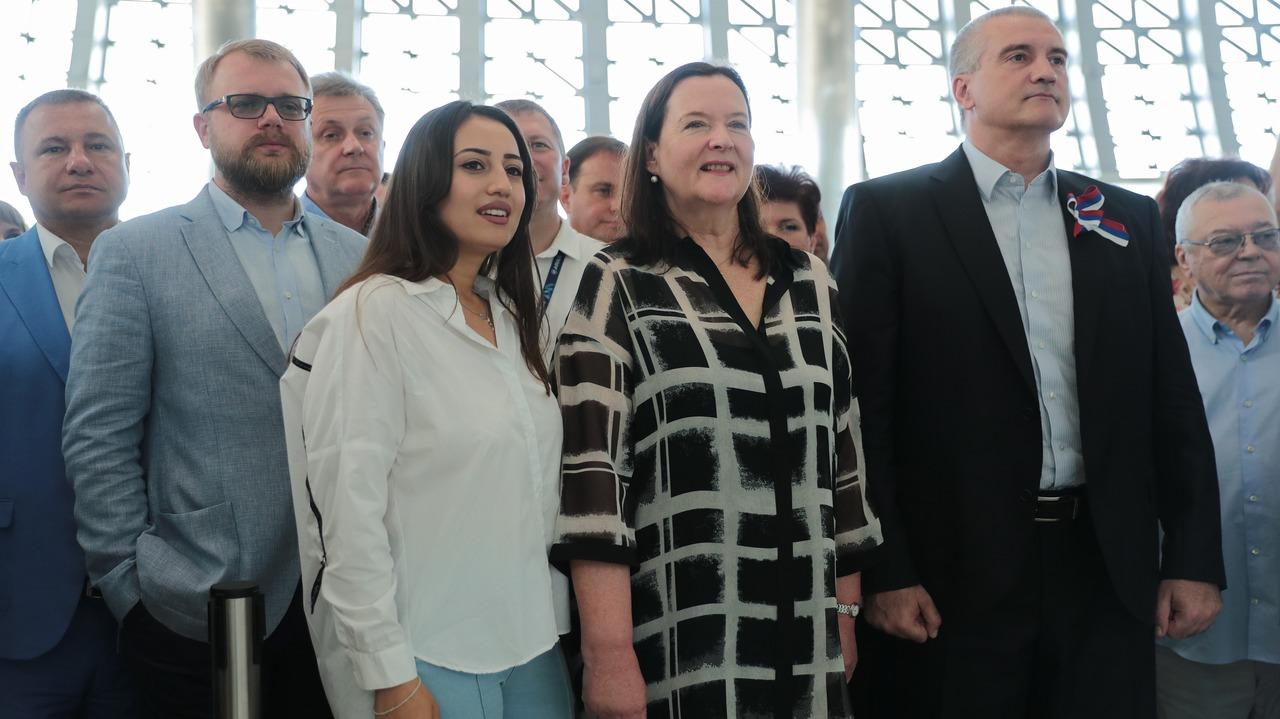 Сергей Аксёнов: Присвоение международному аэропорту «Симферополь» имени Айвазовского является одним из знаковых для Крыма событий