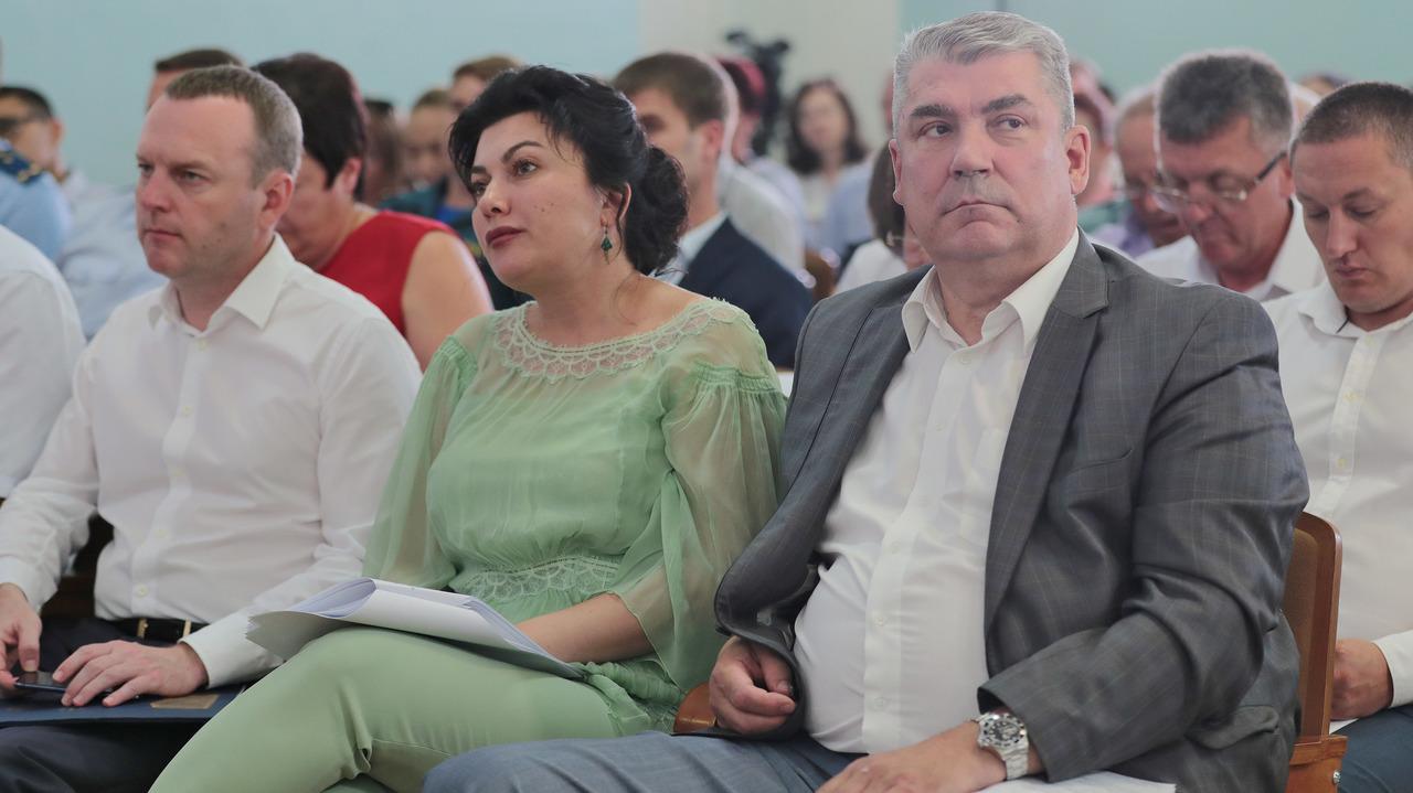 Сергей Аксёнов отметил продуктивную работу  администрации Советского района