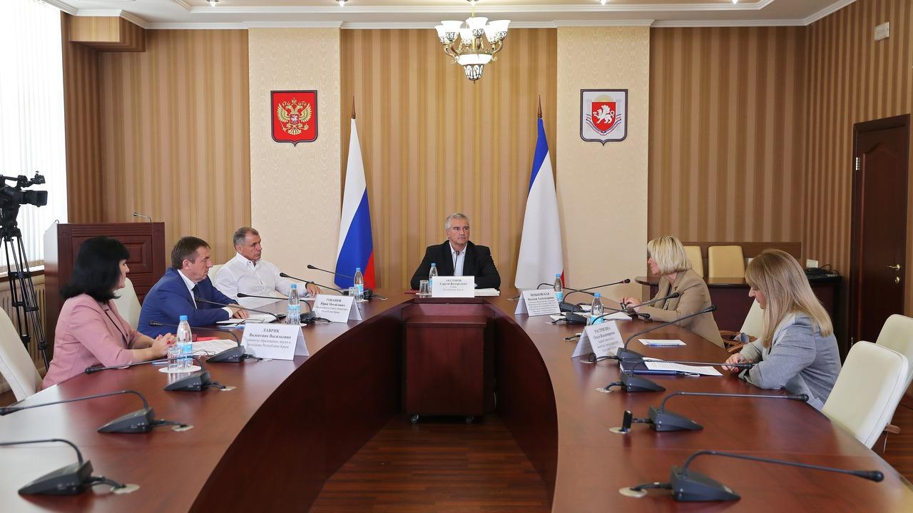 Сергей Аксёнов: В Крыму новых ограничений, связанных с распространением коронавируса, вводиться не будет