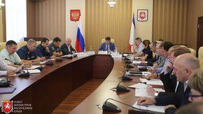 Игорь Михайличенко провел заседание Комиссии по предупреждению и ликвидации чрезвычайных ситуаций и обеспечению пожарной безопасности