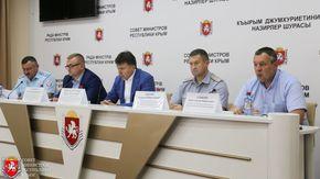 Игорь Михайличенко провел заседание Межведомственной комиссии по профилактике правонарушений в Республике Крым