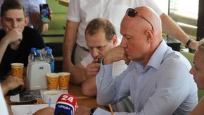 Виталий Нахлупин: В Феодосии будет принят ряд мер для решения проблем с транспортной загруженностью