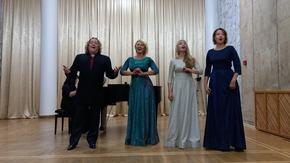 Артисты Крымской государственной филармонии представили концерт, посвященный Международному дню музыки
