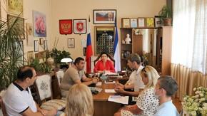 Арина Новосельская провела рабочее совещание по вопросам ремонтно-реставрационных работ на объектах культурного наследия республики