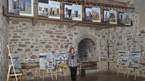 Новая временная выставка «Реставратор Судакской крепости» презентована в Консульском замке
