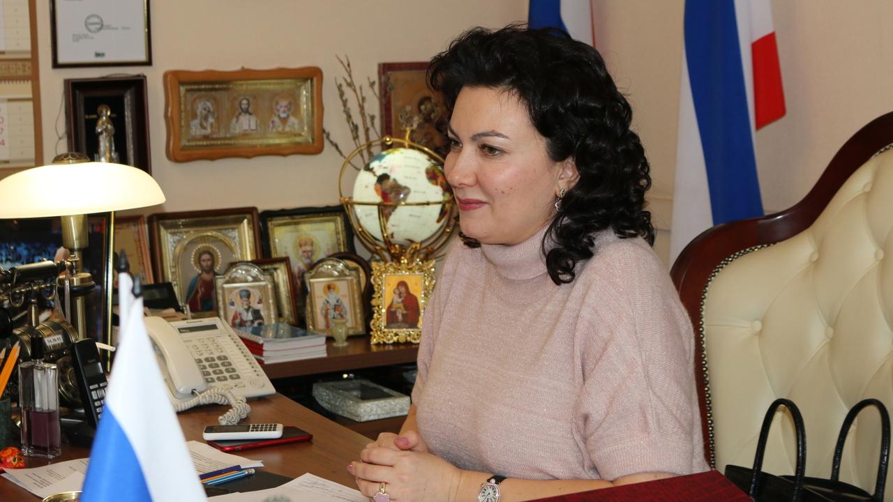 Арина Новосельская: В рамках нацпроекта «Культура» в Республике Крым созданы первые музейные мультимедиагиды с эффектом дополненной реальности