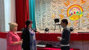 Центр народного творчества Республики Крым провел выездные семинары-совещания в Судаке и Феодосии