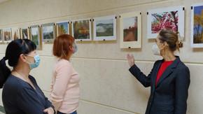 Фотовыставка осенних пейзажей доступна для посещения в Центральной библиотеке Крыма