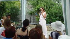 В Старом Крыму проведен День памяти писателя Александра Грина