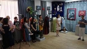 В Симферополе открылась выставка «Крымскотатарский театр: Годы. Люди. Судьбы»