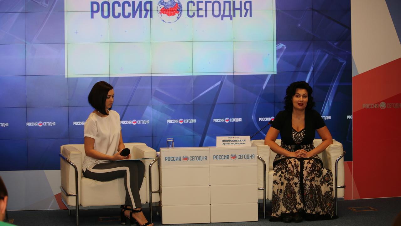 Арина Новосельская: В пик курортного сезона на крымских концертных площадках выступят именитые российские звезды