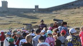 Музей-заповедник «Судакская крепость» реализует экскурсионные программы для школьников