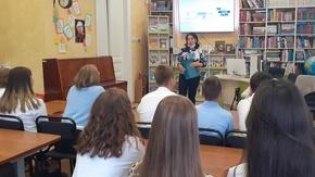 Республиканская детская библиотека им. В.Н. Орлова продолжает реализацию проекта «УмКа»