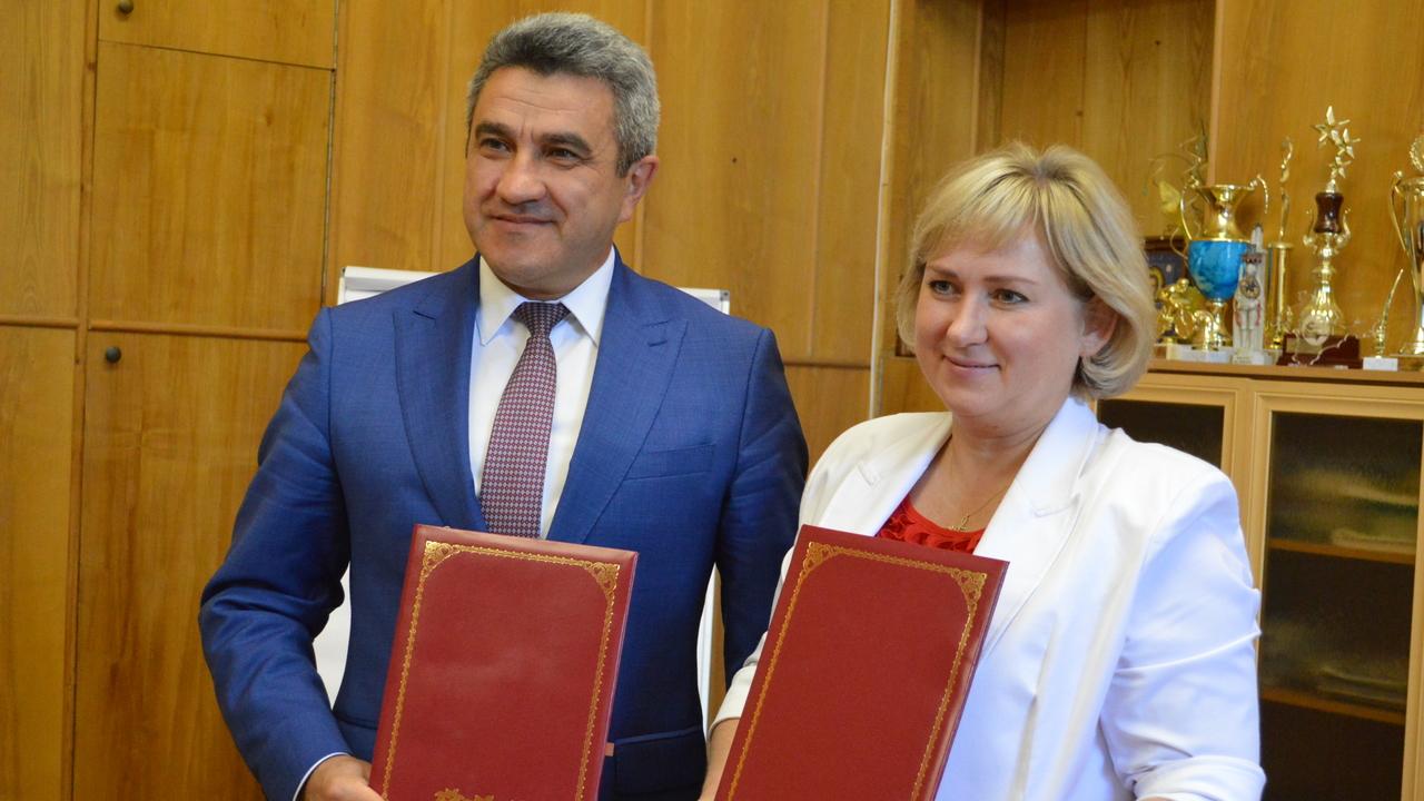 В Крым прибыла официальная делегация Правительства Республики Татарстан