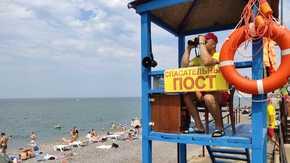 Минкурортов РК провели рейд по пляжам Ленинского и Симферопольского районов