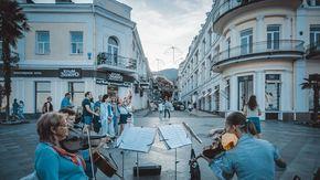 В Крыму отдохнули с начала года более 1 миллиона 600 тысяч туристов