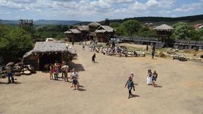 В Крыму 1 июня приглашают детей на бесплатные экскурсии в интерактивные парки и на праздничные программы