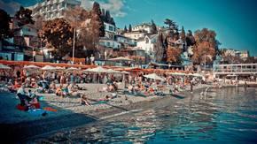 За майские праздники в Крыму  отдохнуло более 180 тысяч туристов