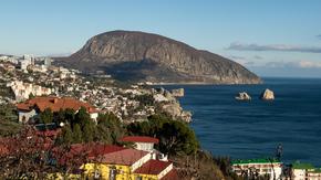 Крым лидирует среди популярных туристических направлений осени
