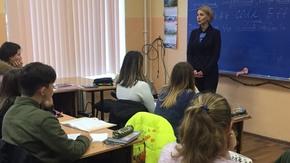 Крымские отделы ЗАГС регулярно проводят праворазъяснительные лекции среди молодёжи – Наталия Пельо