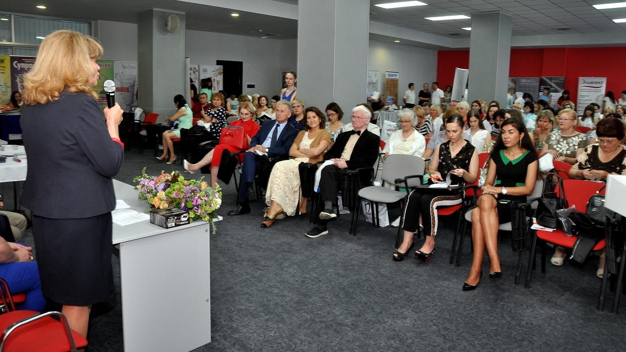 В Ялте проходит юбилейный медицинский конгресс «Актуальные вопросы лечебной практики»