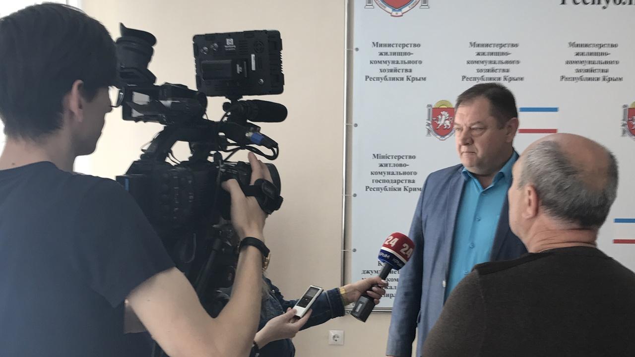 Заседание Общественного Совета при Министерстве ЖКХ РК