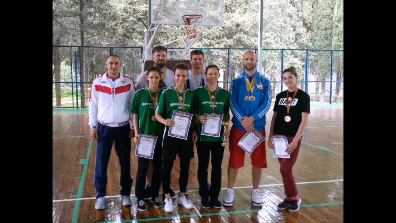В соревнованиях приняли участие 10 команд