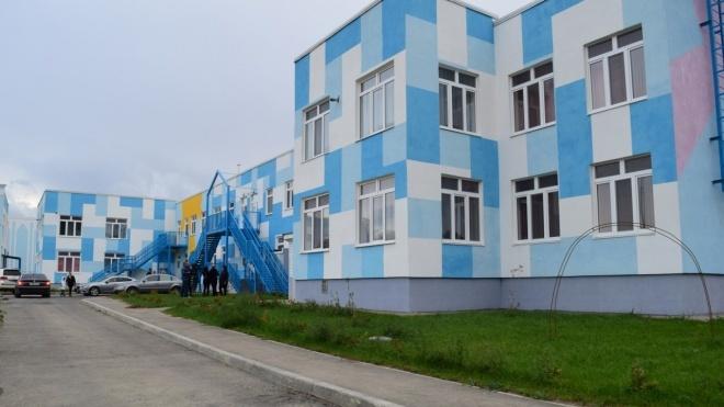 Новый детский сад в микрорайоне Фонтаны готов принять первых малышей!