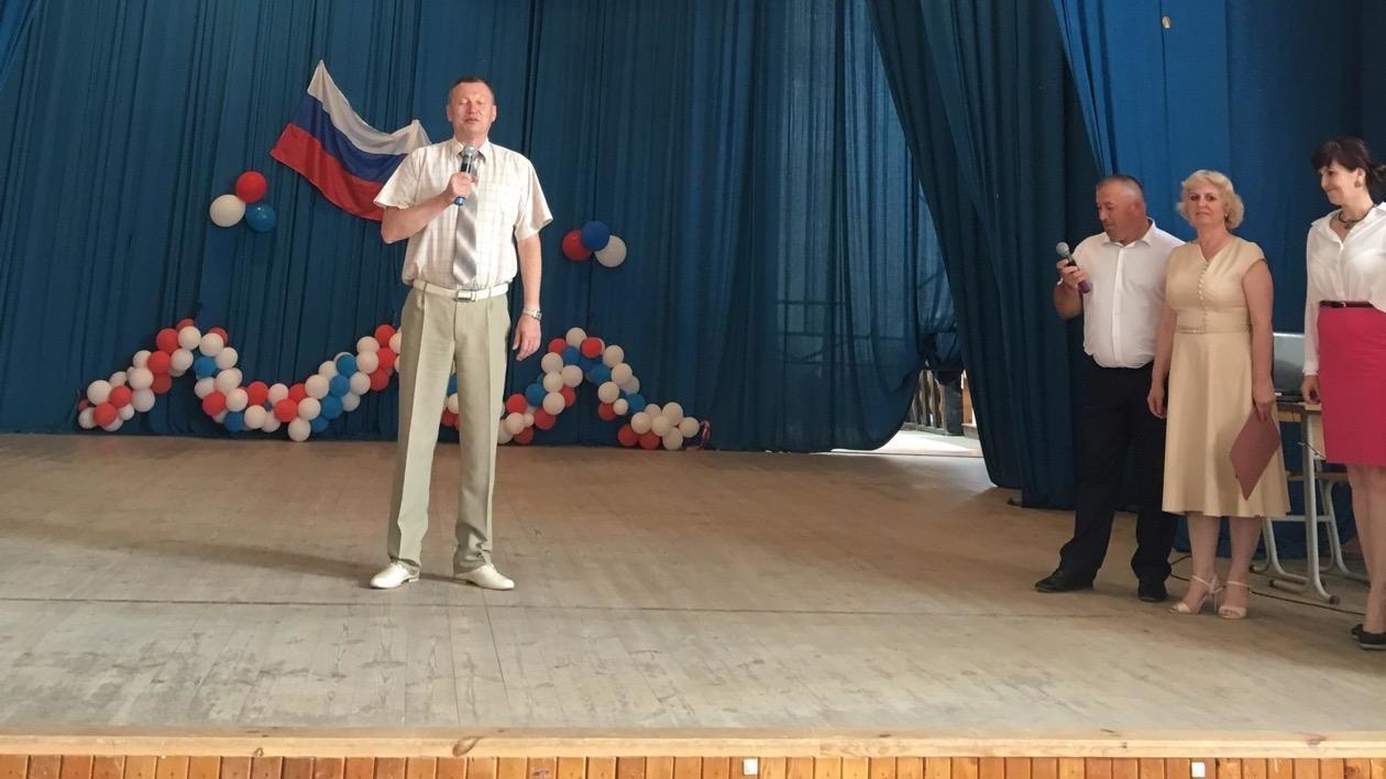 День России в сёлах городского округа Судак