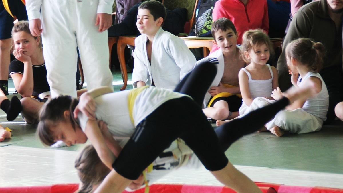 В Ялте прошёл турнир по  сумо